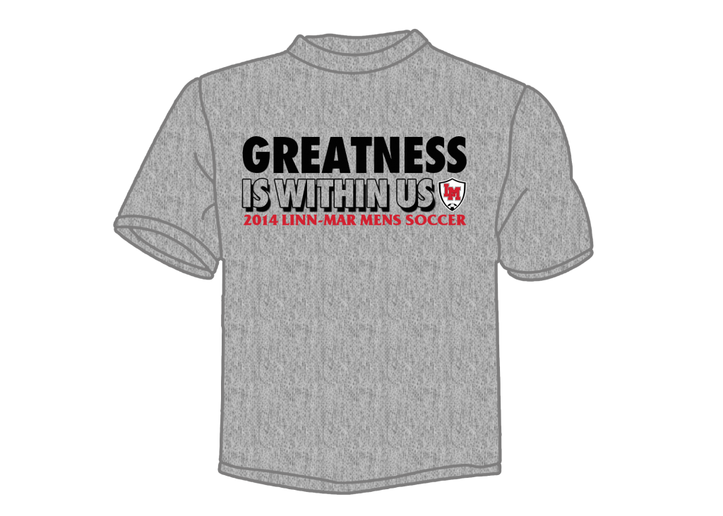 2014 greatness player shirt